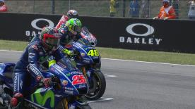 All the action from the full race session of the MotoGP? World Championship at the #ItalianGP.
