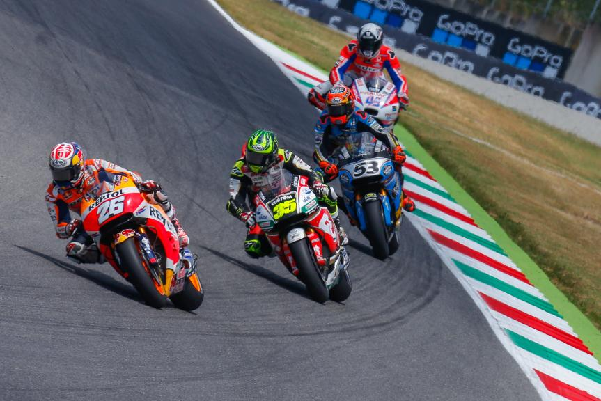 Dani Pedrosa, Cal Crutchlow, Gran Premio d'Italia Oakley