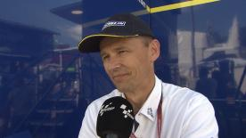 Michelin Racing's Technical Director, Nicolas Goubert, looks back at how Michelin tyres performed at the Italian circuit.