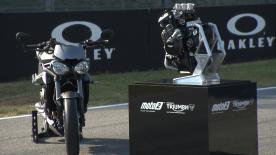 Die Briten werden ab 2019 exklusiv die Einheitsmotoren der Moto2™ liefern. Darüber wurde ein Dreijahres-Vertrag unterschrieben.