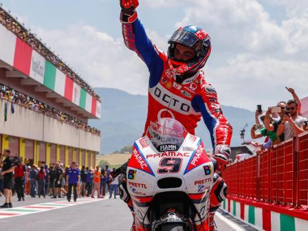 Best shots of Gran Premio d'Italia Oakley
