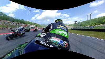 OnBoard 360: Relive Zarco's race start at the #ItalianGP