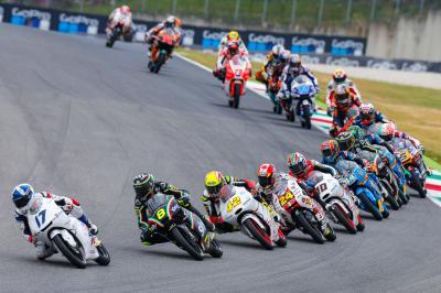 #CatalanGP : Le Moto3™ en chiffres