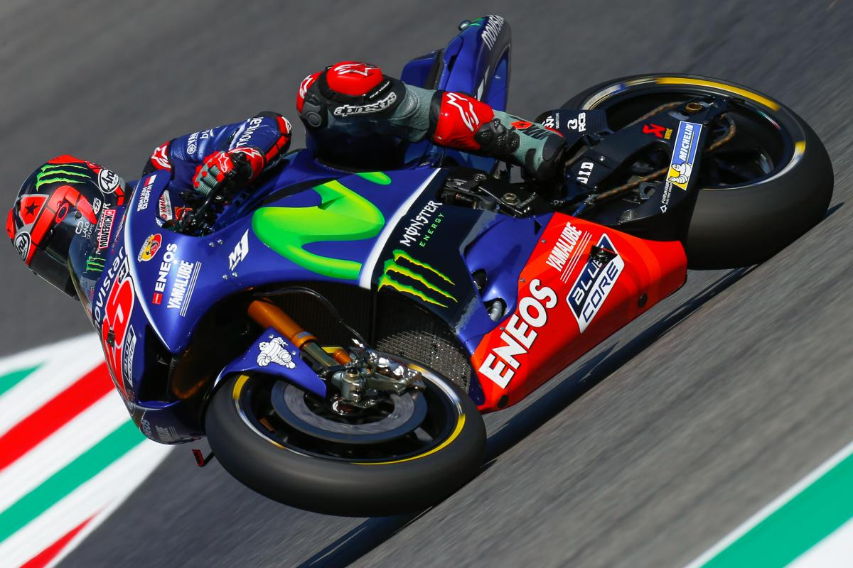 "Viñales: ""Catalunya is a really good track for me"" 