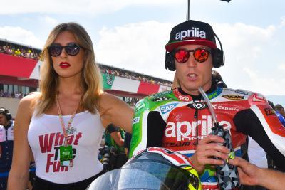 Espargaro alla gara di casa, l'Aprilia è a Montmeló