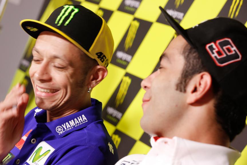 Valentino Rossi, Danilo Petrucci, Gran Premi Monster Energy de Catalunya