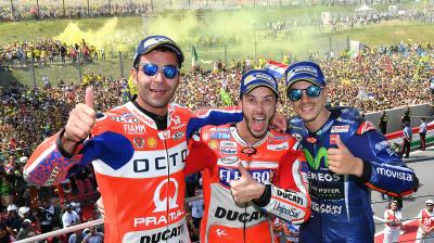 MotoGP Rewind: A recap of the #ItalianGP