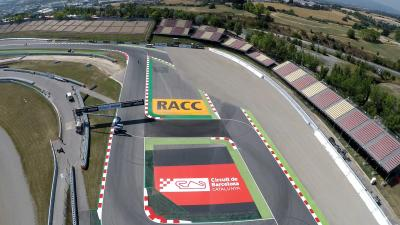 MotoGP™ riders talk about the new circuit layout in Montmelo