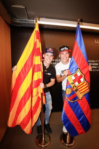 Camp Nou Experience! - Gran Premi Monster Energy de Catalunya