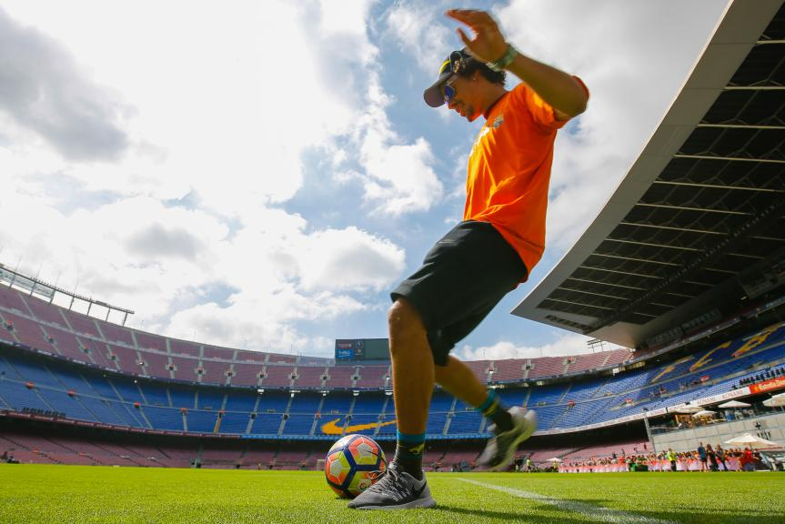 Camp Nou Experience! - Gran Premi Monster Energy de Catalunya