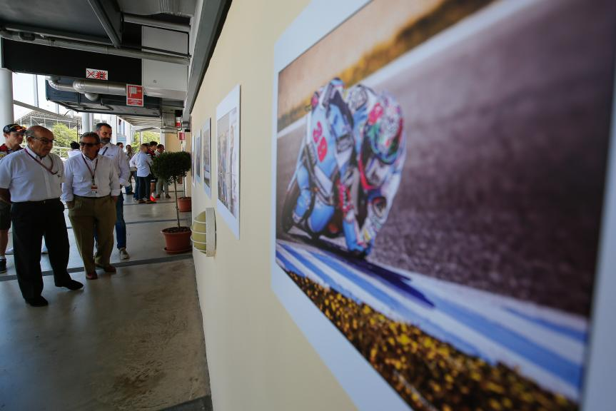Salom Tribute Photo Exhibit