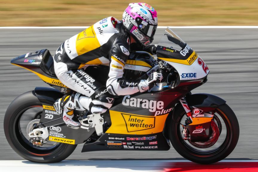 Jesko Raffin, Garage Plus Interwetten, Gran Premi Monster Energy de Catalunya