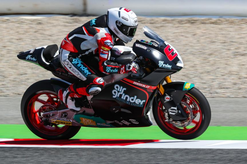 Tarran Mackenzie, Kiefer Racing, Gran Premi Monster Energy de Catalunya