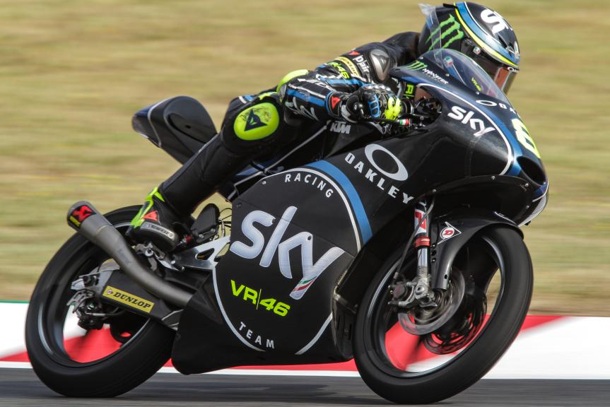 Nicolo Bulega, Sky Racing Team VR46, Gran Premi Monster Energy de Catalunya