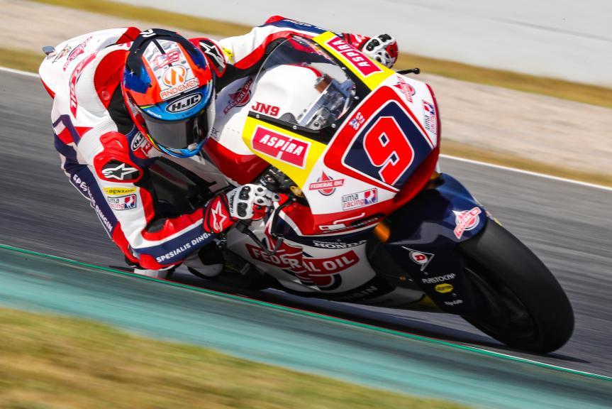 Jorge Navarro, Federal Oil Gresini Moto2, Gran Premi Monster Energy de Catalunya