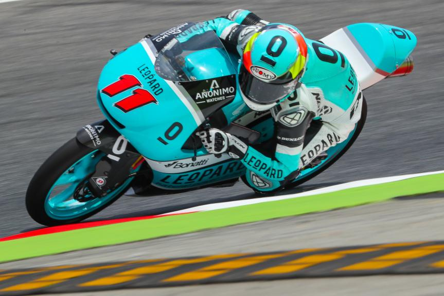 Livio Loi, Leopard Racing, Gran Premi Monster Energy de Catalunya