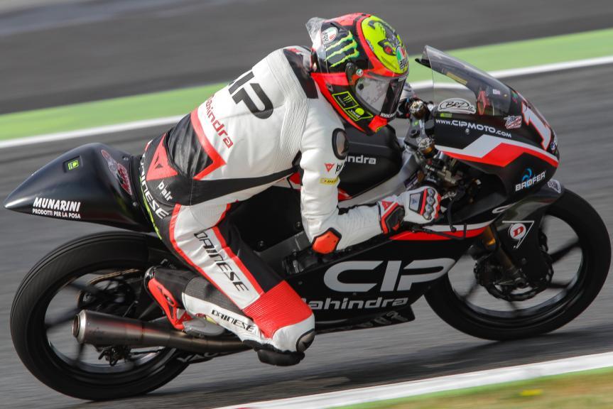 Marco Bezzecchi, CIP, Gran Premi Monster Energy de Catalunya