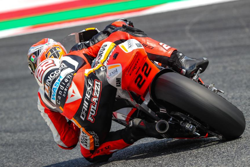 Federico Fulgini, Kiefer Racing, Gran Premi Monster Energy de Catalunya