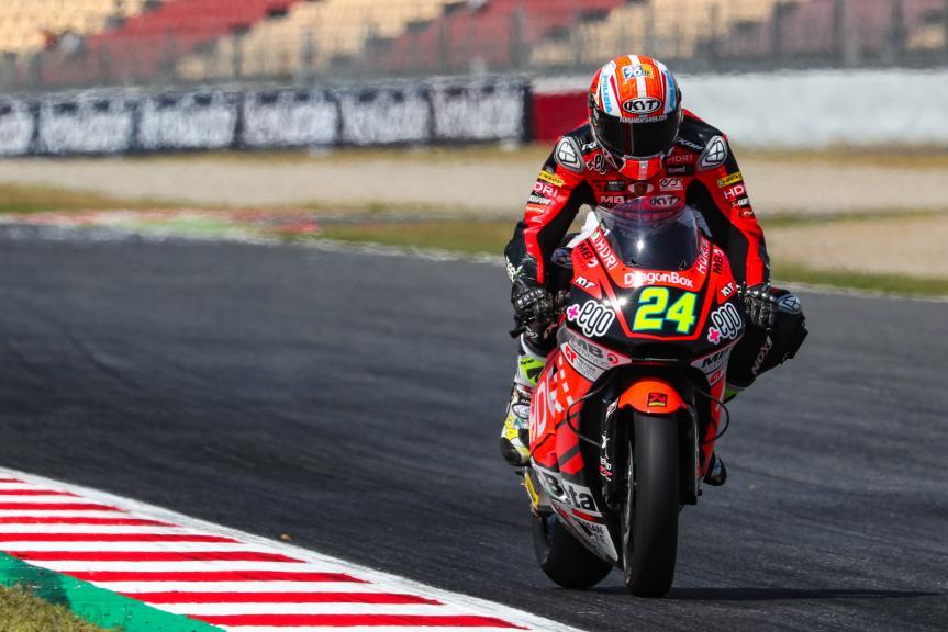 Simone Corsi, Speed Up Racing, Gran Premi Monster Energy de Catalunya