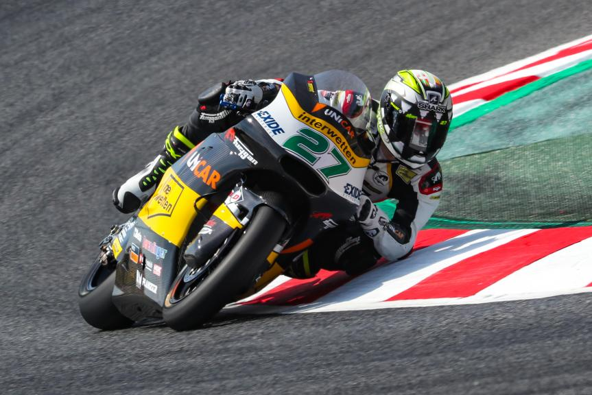 Iker Lecuona, Garage Plus Interwetten, Gran Premi Monster Energy de Catalunya