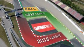 Speeds and lines compared as Barcelona's chicane reverts to original layout