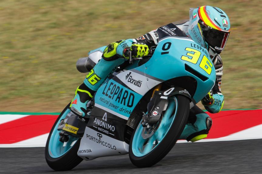 Joan Mir, Leopard Racing, Gran Premi Monster Energy de Catalunya