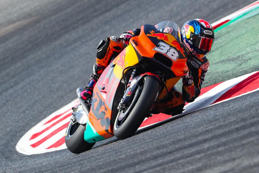 Bradley Smith, Red Bull KTM Factory Racing, Gran Premi Monster Energy de Catalunya