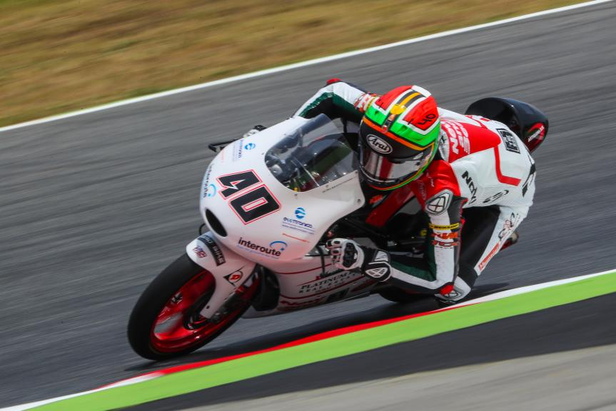 Darryn Binder, Platinum Bay Real Estate, Gran Premi Monster Energy de Catalunya