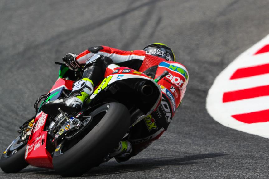 Aleix Espargaro, Aprilia Racing Team Gresini, Gran Premi Monster Energy de Catalunya