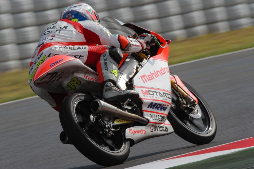 Lorenzo Dalla Porta, Aspar Mahindra Moto3, Gran Premi Monster Energy de Catalunya