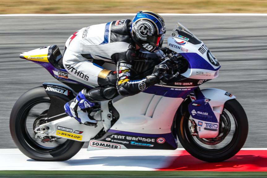 Axel Pons, RW Racing GP, Gran Premi Monster Energy de Catalunya