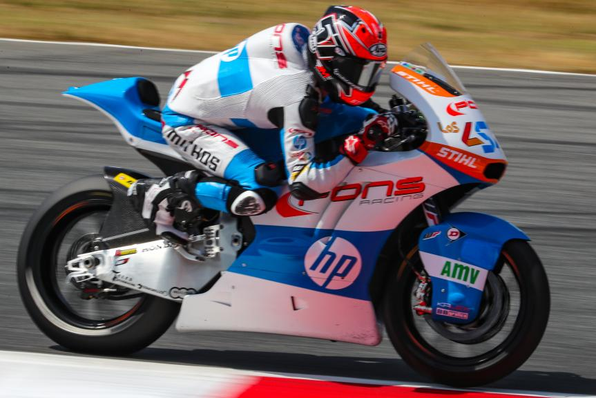 Edgar Pons, Pons HP40, Gran Premi Monster Energy de Catalunya