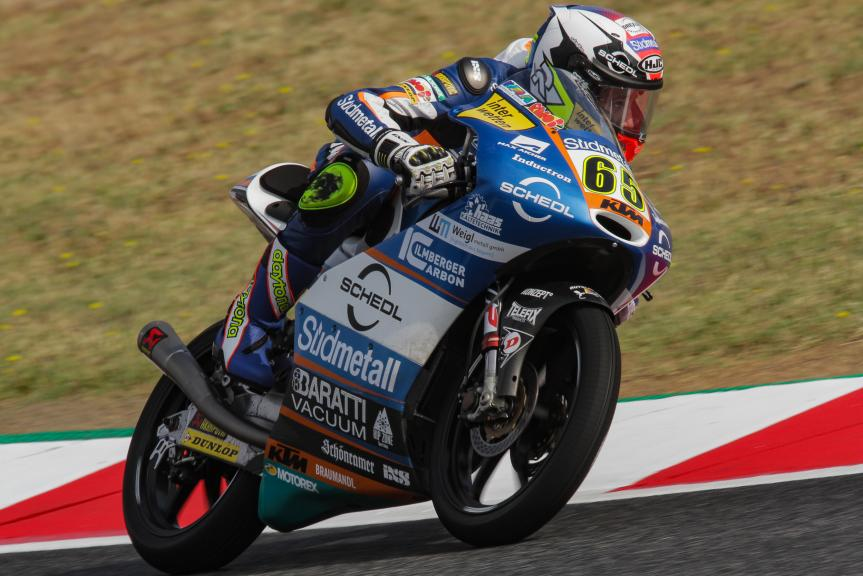 Philipp Oettl, Sudmetal Schedl GP Racing, Gran Premi Monster Energy de Catalunya