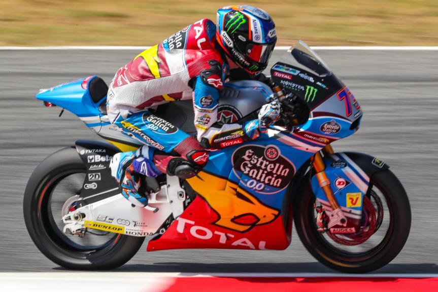 Alex Marquez, EG 0,0 Marc VDS, Gran Premi Monster Energy de Catalunya