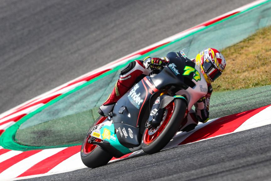 Dominique Aegerter, Kiefer Racing, Gran Premi Monster Energy de Catalunya