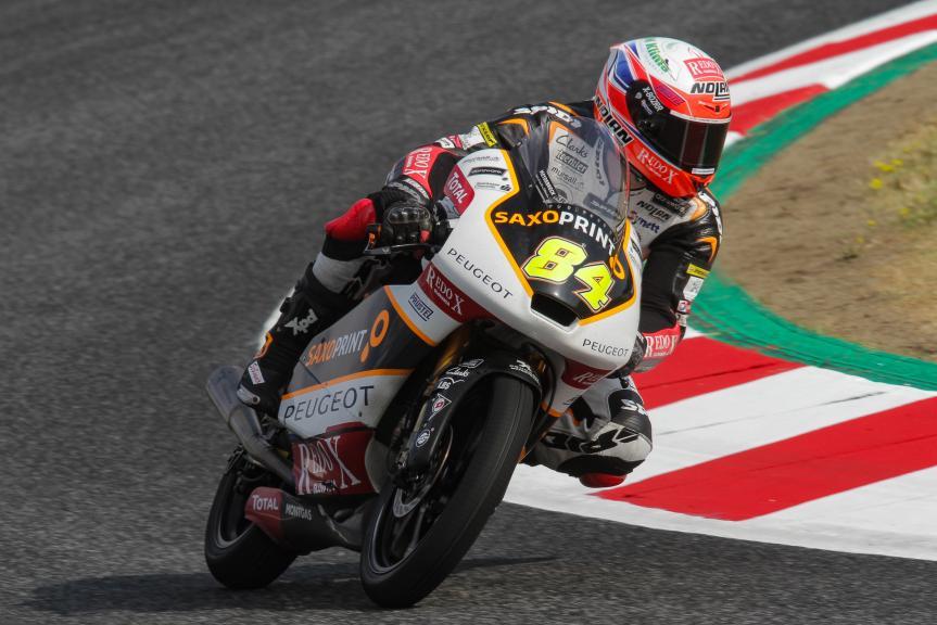 Jakub Kornfeil, Peugeot MC Saxoprint, Gran Premi Monster Energy de Catalunya