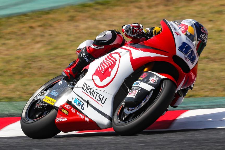 Khairul Idham Pawi, Idemitsu Honda Team Asia, Gran Premi Monster Energy de Catalunya