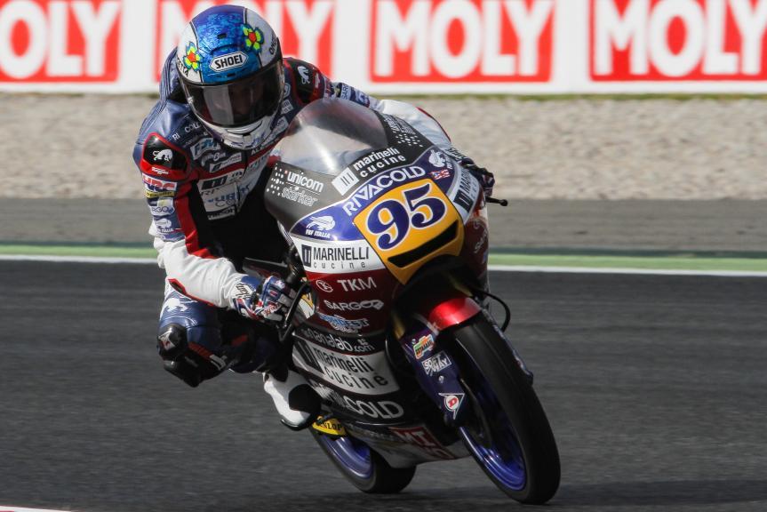 Jules Danilo, Marinelli Rivacold Snipers, Gran Premi Monster Energy de Catalunya