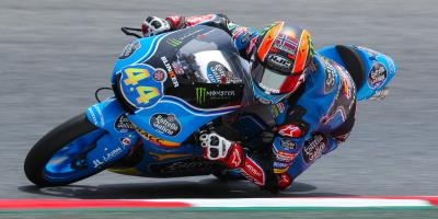 Canet quickest as Catalan GP gets in gear