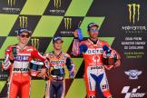 Dani Pedrosa, Jorge Lorenzo, Danilo Petrucci, Gran Premi Monster Energy de Catalunya