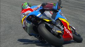 Moto2™: le qualifiche in Catalogna