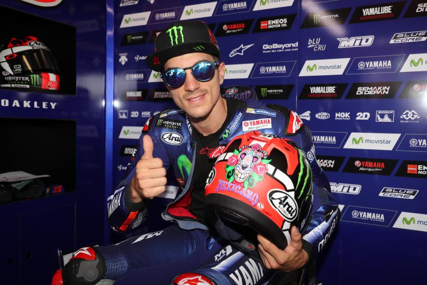 Maverick Vinales, Movistar Yamaha MotoGP, Gran Premi Monster Energy de Catalunya