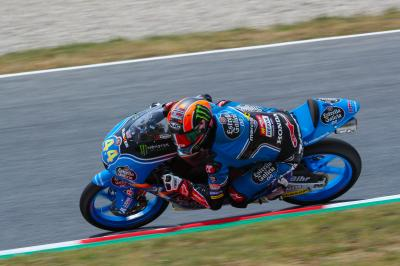 Canet still fastest in FP3