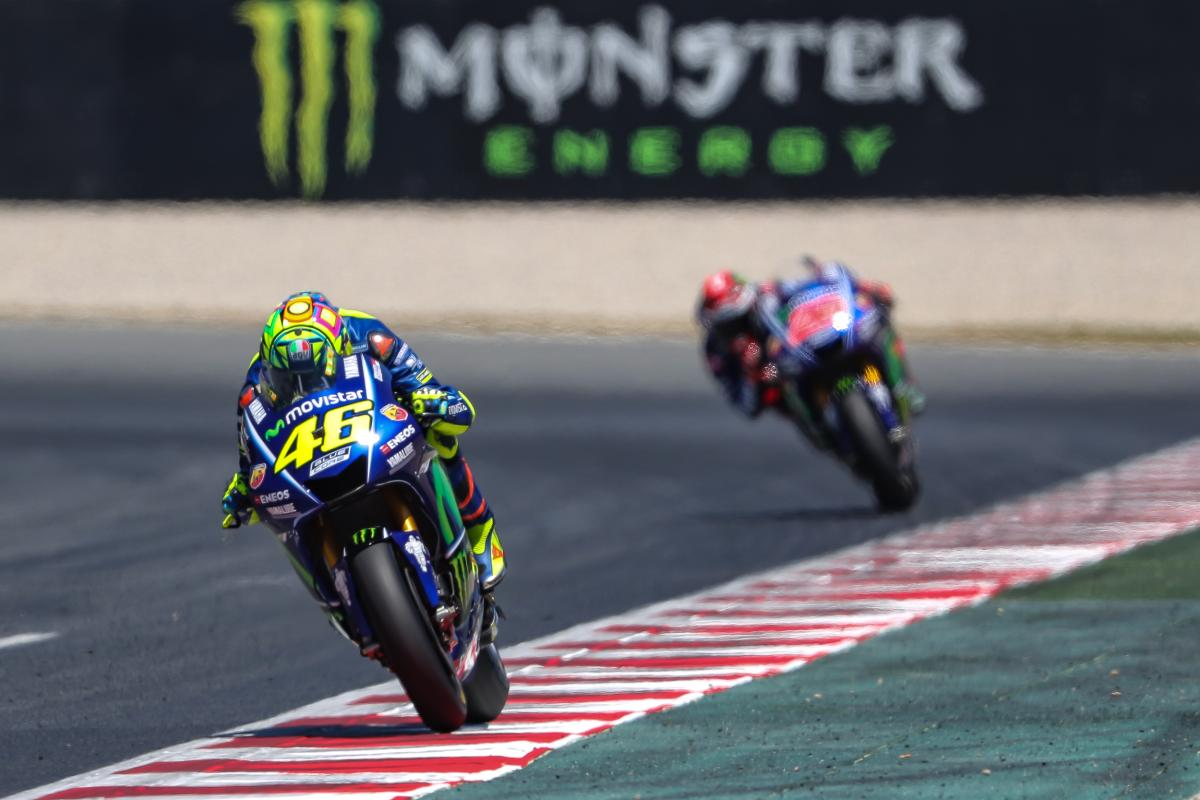rossi i expected to be more competitive motogp. Black Bedroom Furniture Sets. Home Design Ideas