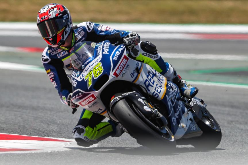 Loris Baz, Reale Avintia Racing, Gran Premi Monster Energy de Catalunya