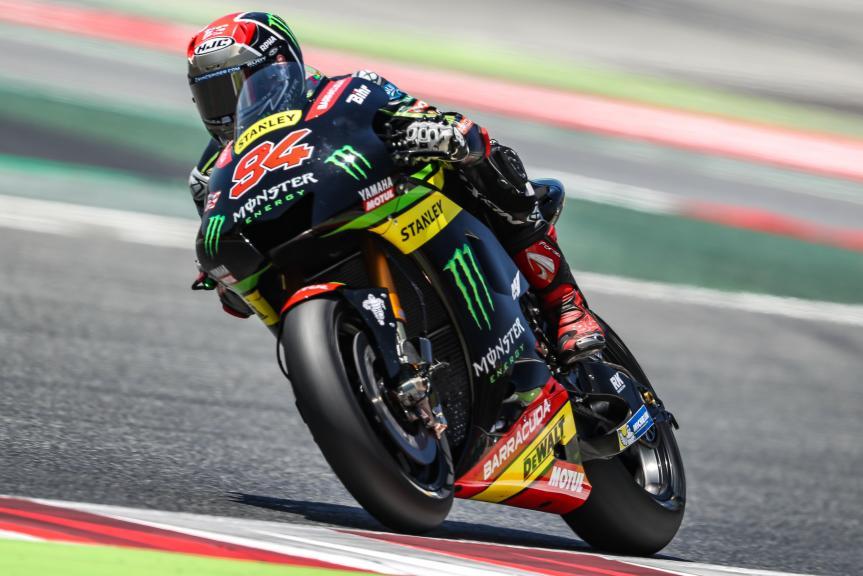 Jonas Folger, Monster Yamaha Tech 3, Gran Premi Monster Energy de Catalunya