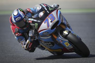 Álex Márquez marca territorio en la FP3