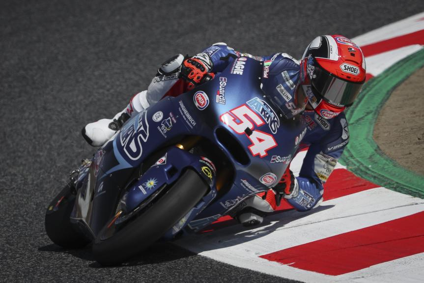 Mattia Pasini, Italtrans Racing Team, Gran Premi Monster Energy de Catalunya