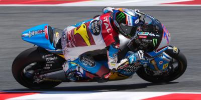 Marquez scorches to second home pole of the year