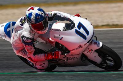 British Talent Team gearing up for a Catalan GP comeback